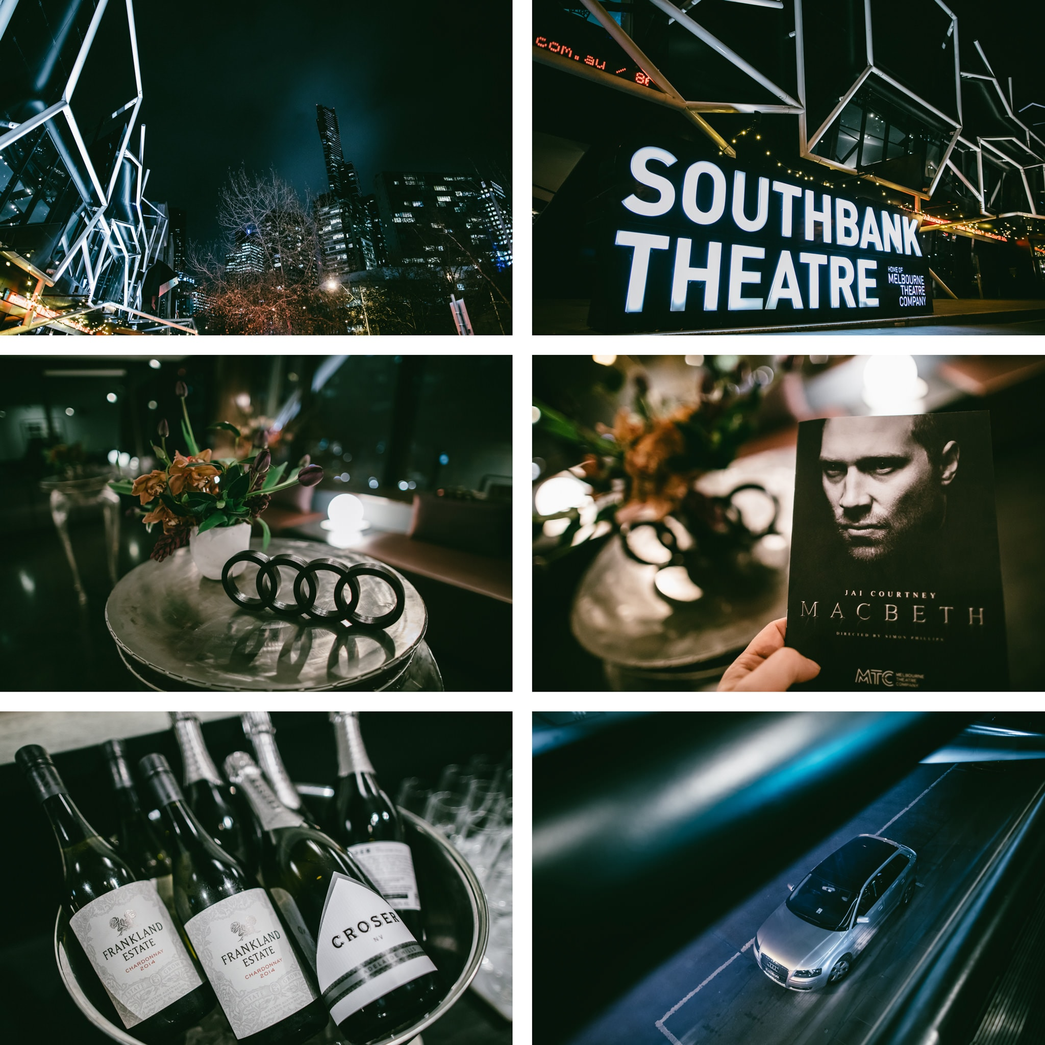 Event Photos in the Melbourne CBD - Outdoor and indoor event photograph in Melbourne - Southbank Theatre