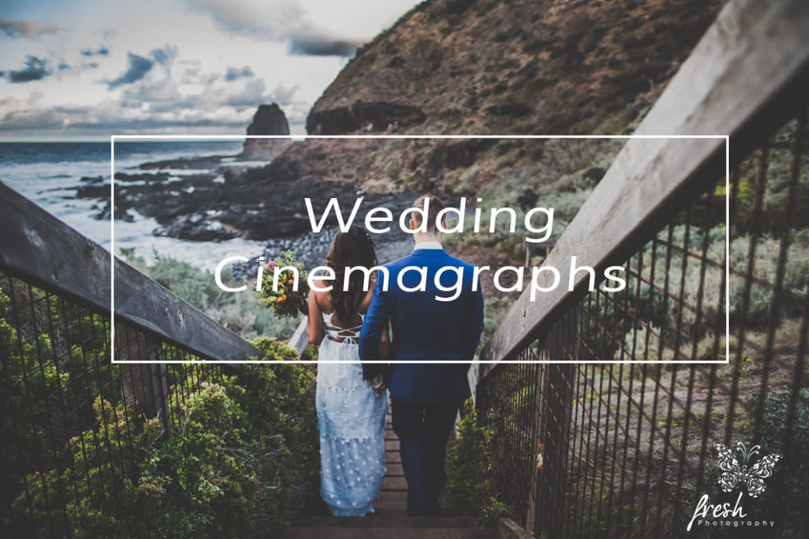 most amazing wedding cinemagraphs