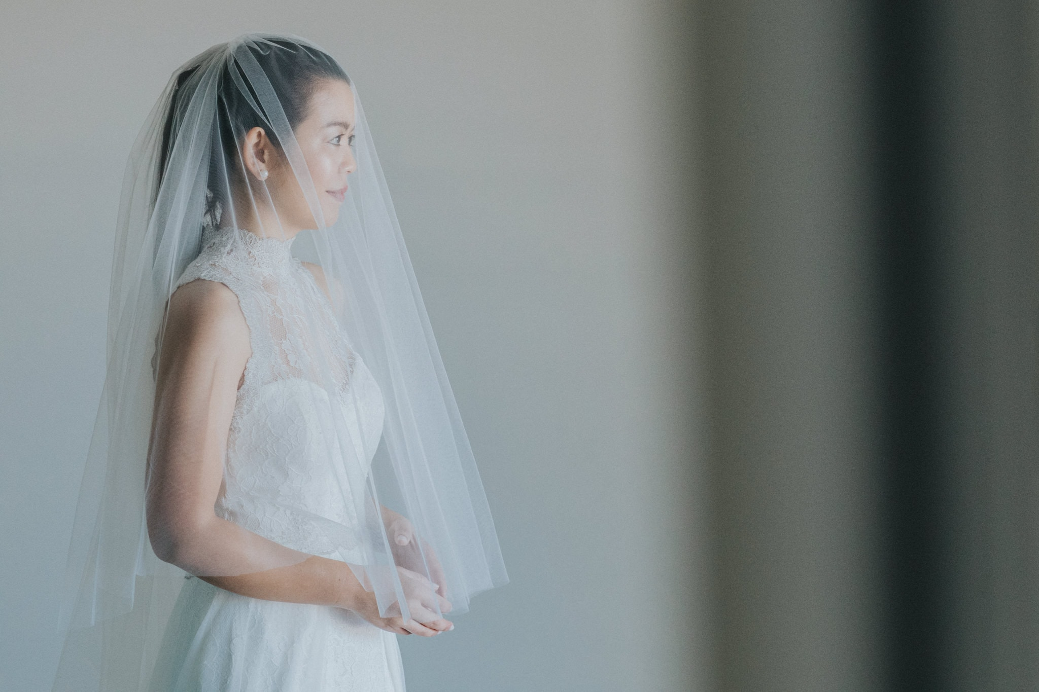 beautiful bridal portrait - best photos in hawthorn