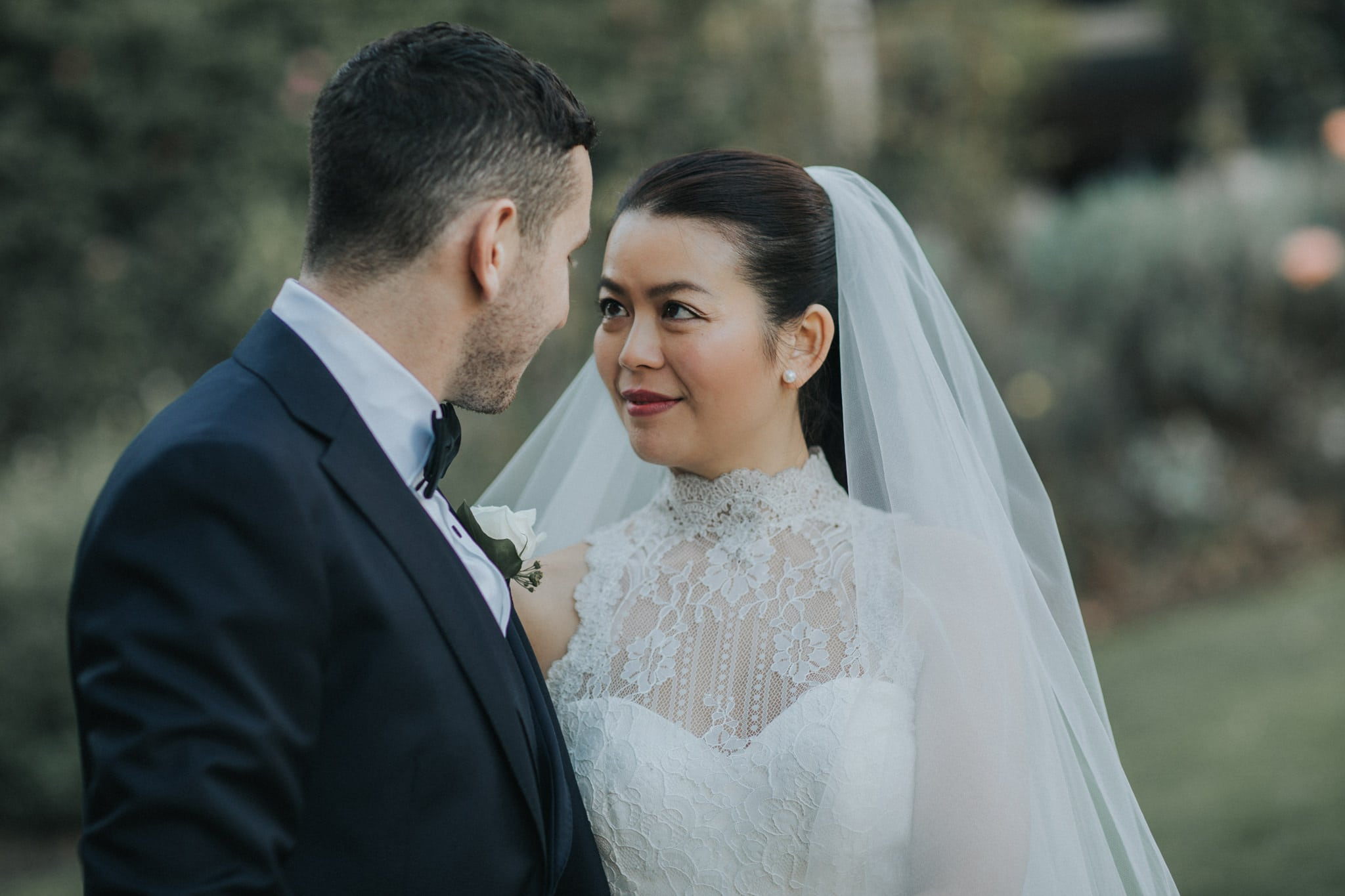 bridal photos in hawthorn