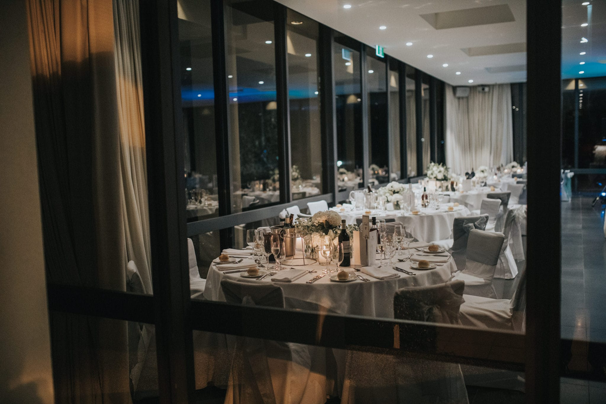 leonda room setup - wedding photos in hawthorn