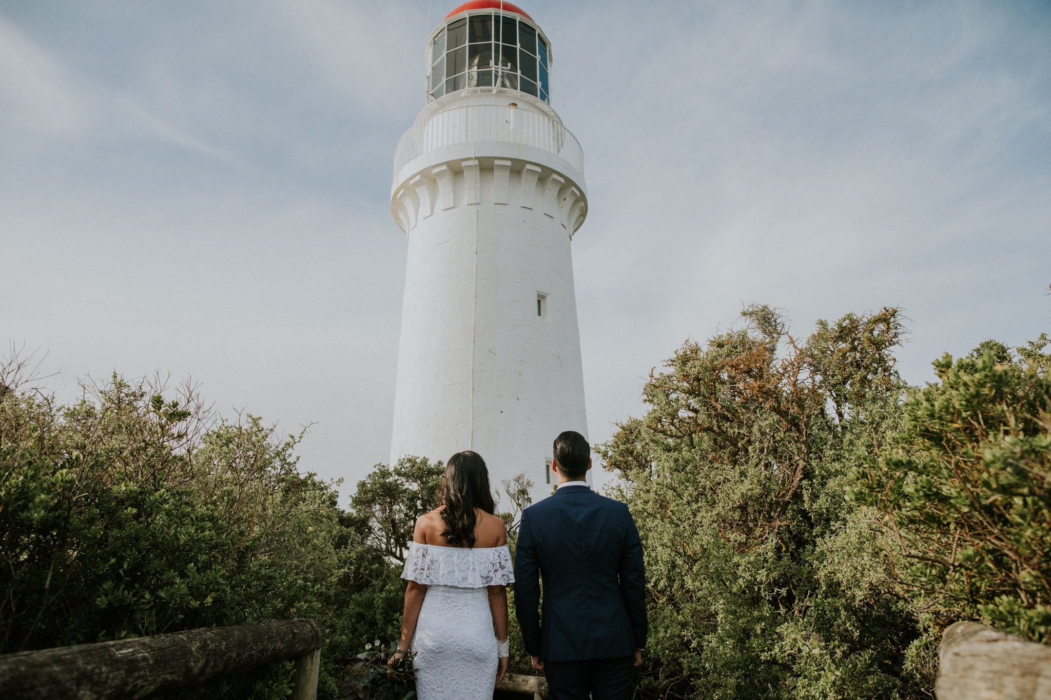 creative and candid wedding photographer on the mornington pensinsula