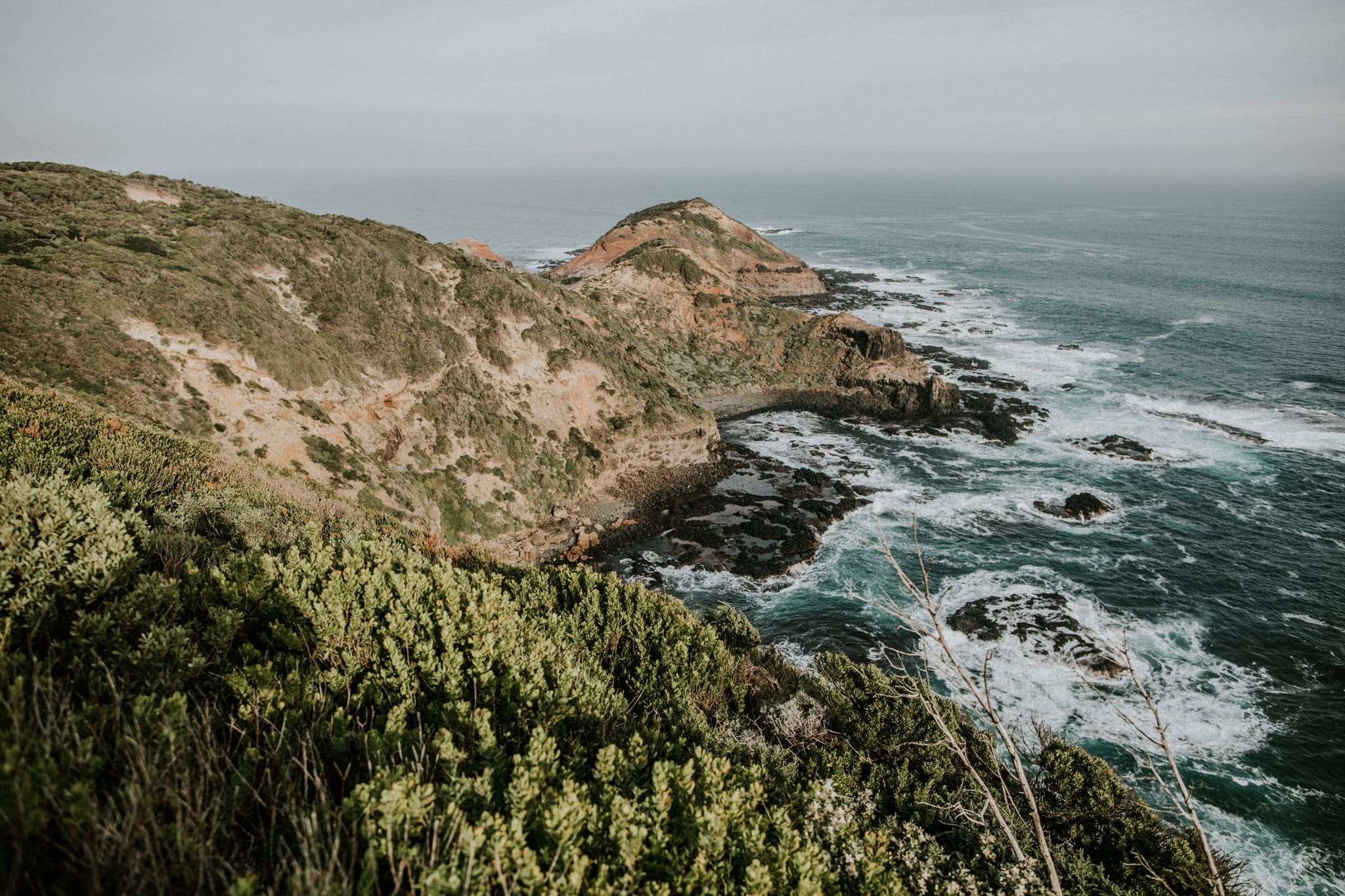 cape schanck - coastline australia - nature weddings