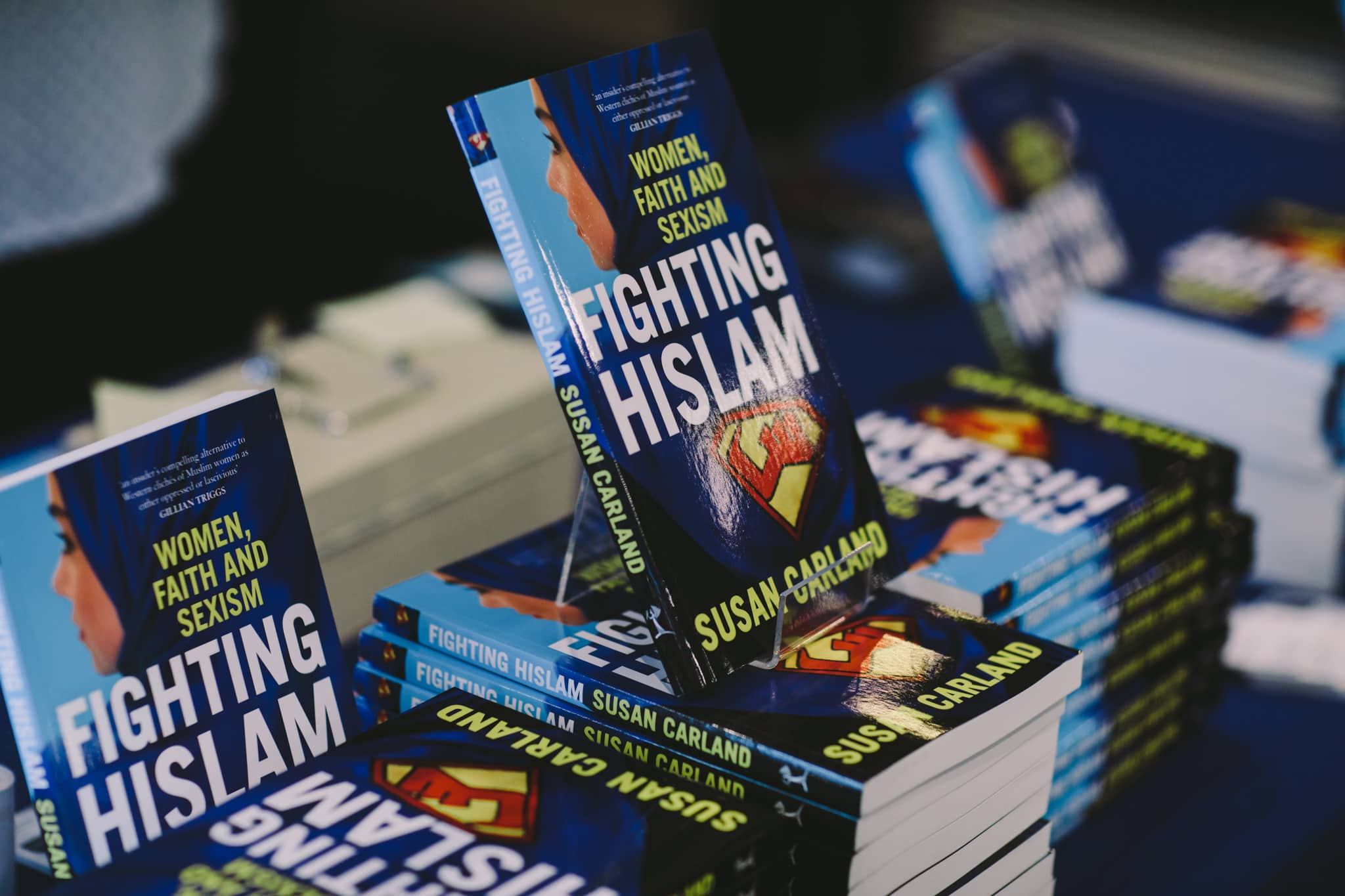 Fighting Hislam Book launch