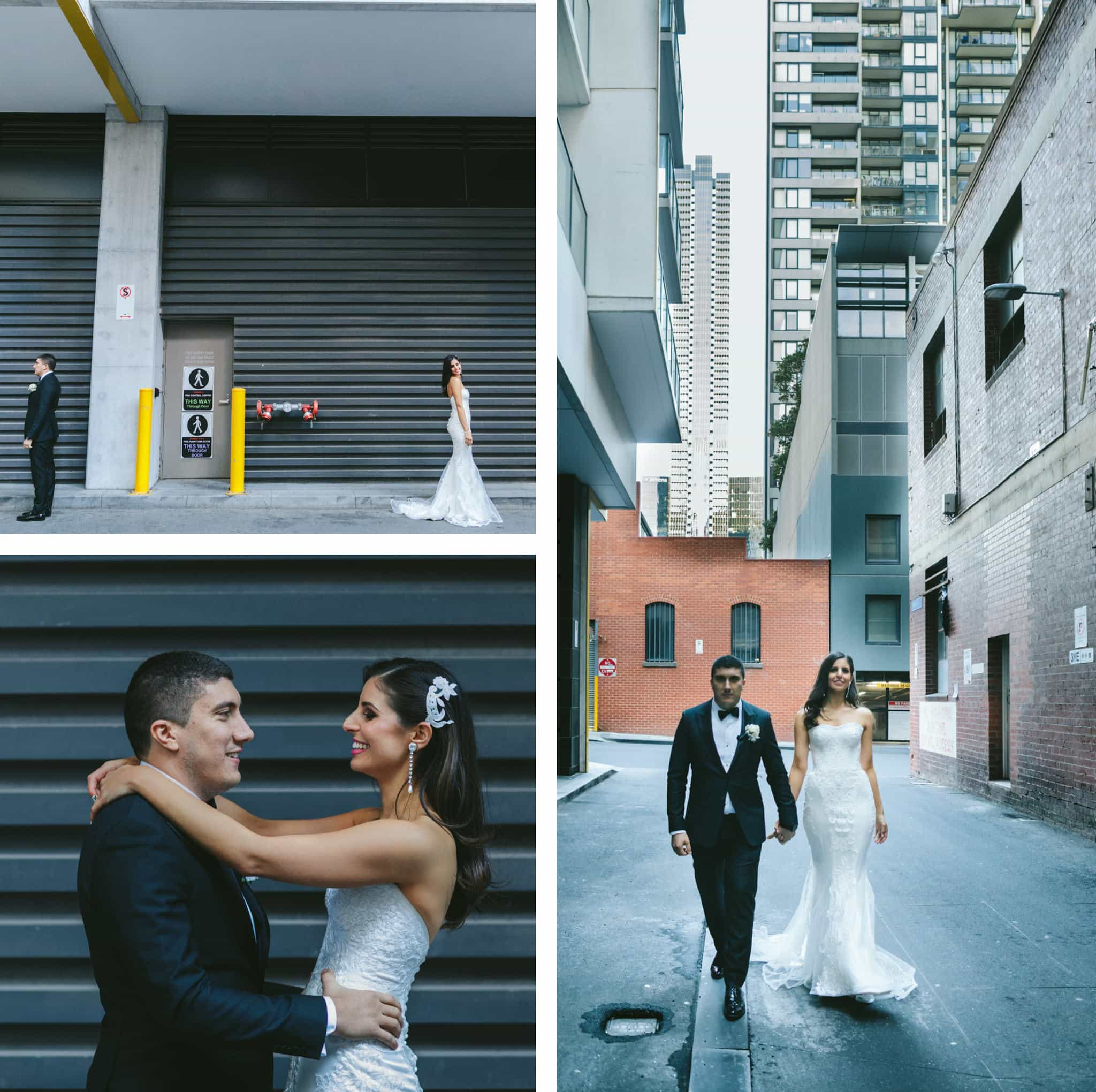 city wedding photography in melbourne - best stylish photography - non posed