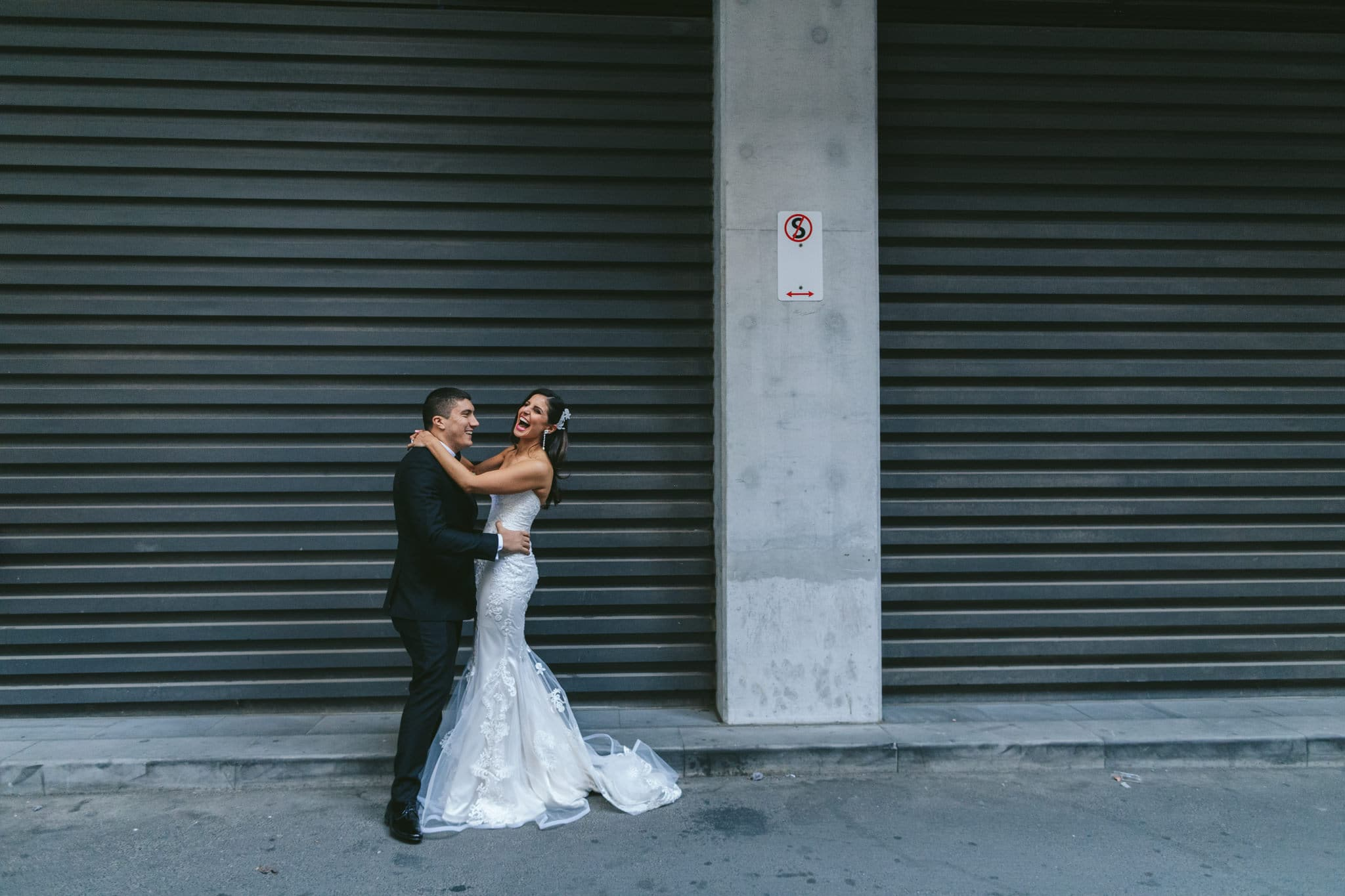 relaxed wedding photography in melbourne