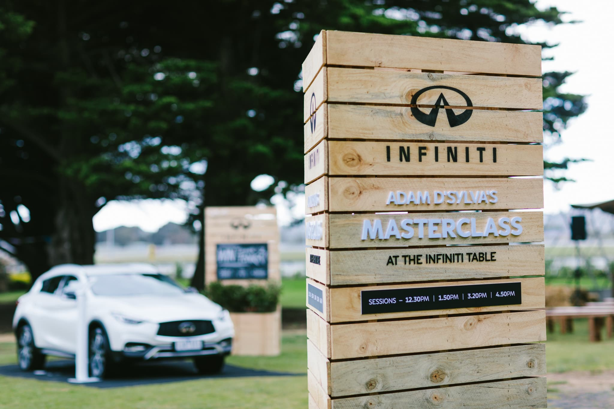 Infiniti Event Photos - Adam D'sylva Masterclass - Cooking and Food Photography in Melbourne