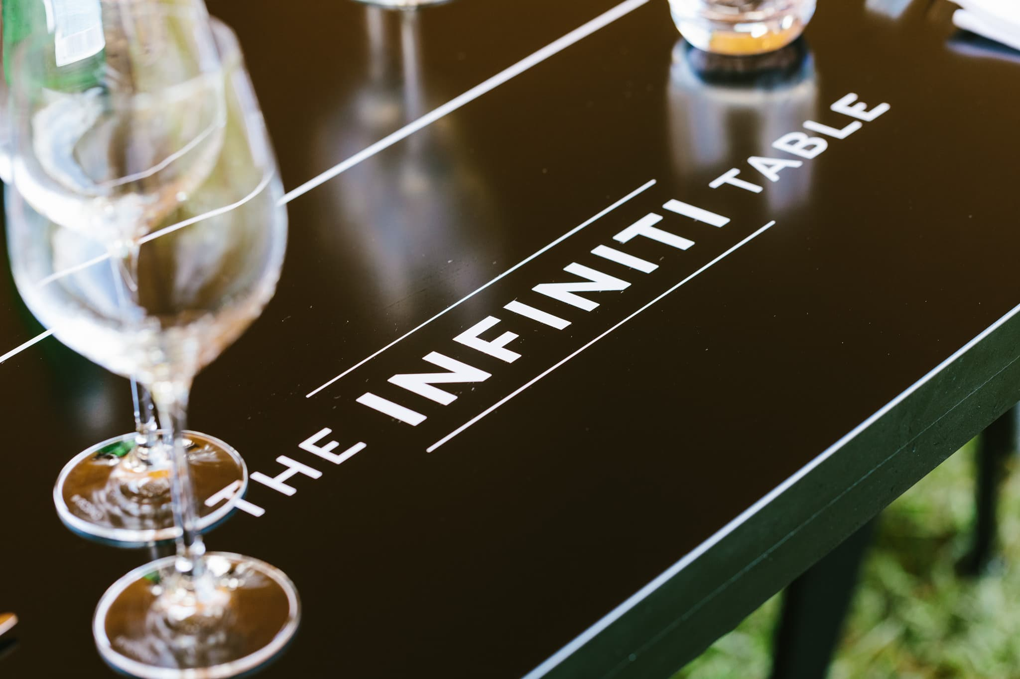the infiniti table