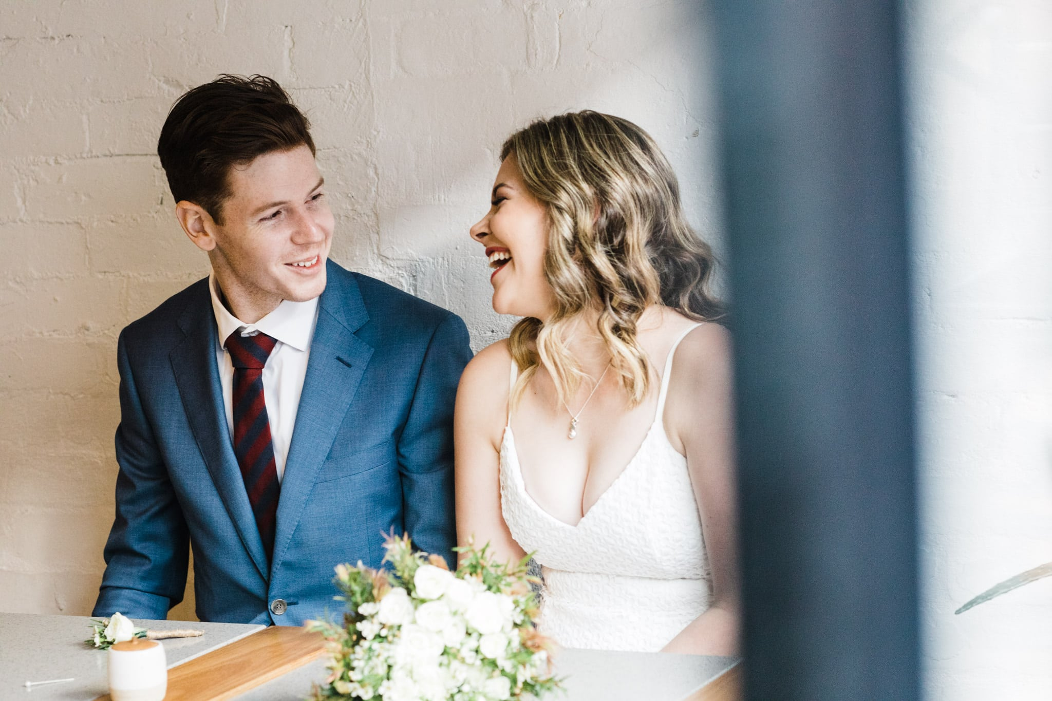 cafe wedding in melbourne