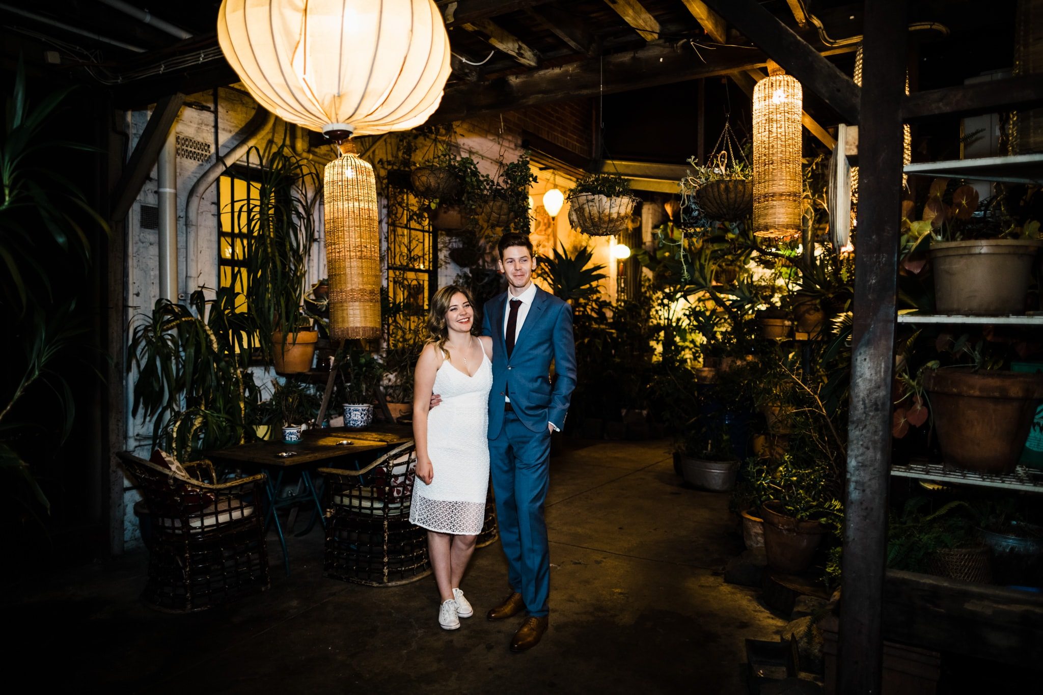 bakehouse studios in richmond - wedding venue photographer