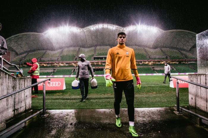 Sports event photography at AAMI Park in Melbourne - Best photos
