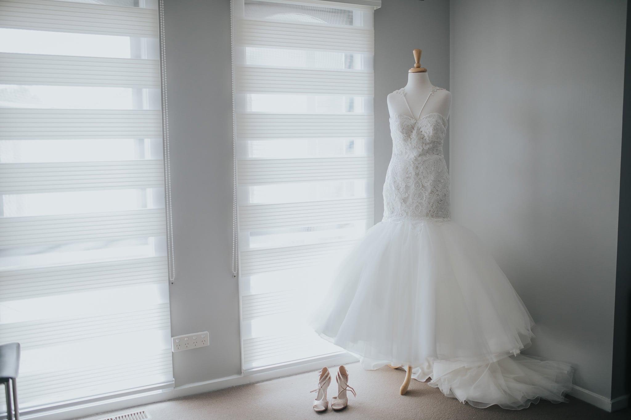 The Wedding Dress - Luxury weddings in Melbourne