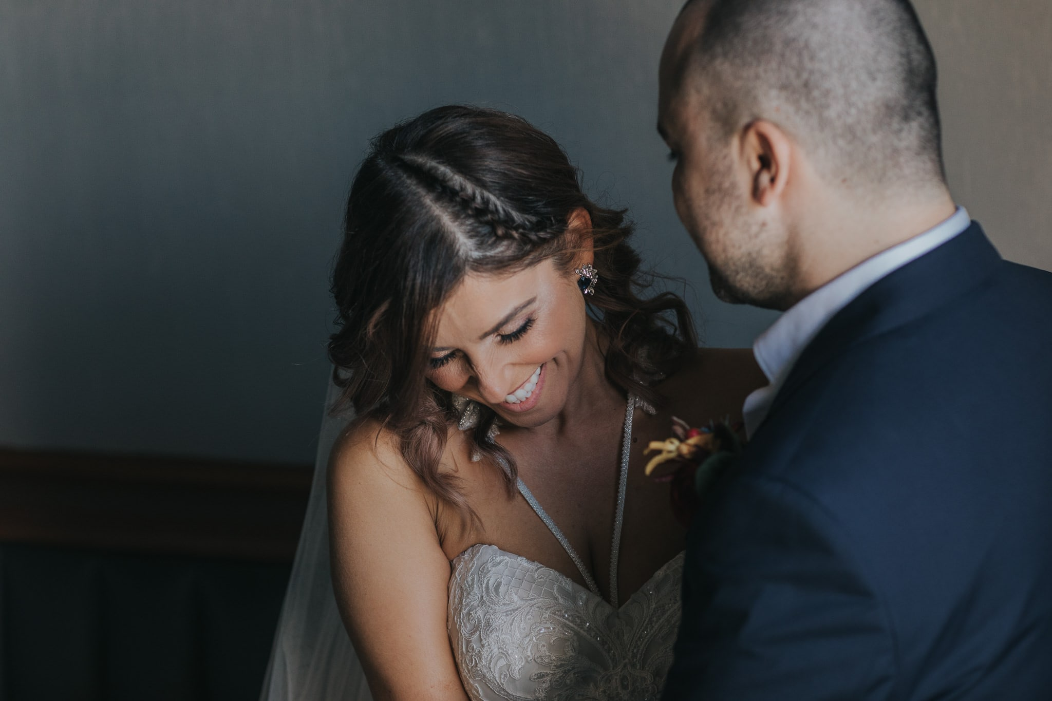 Photographing emotion and fun at weddings - unposed