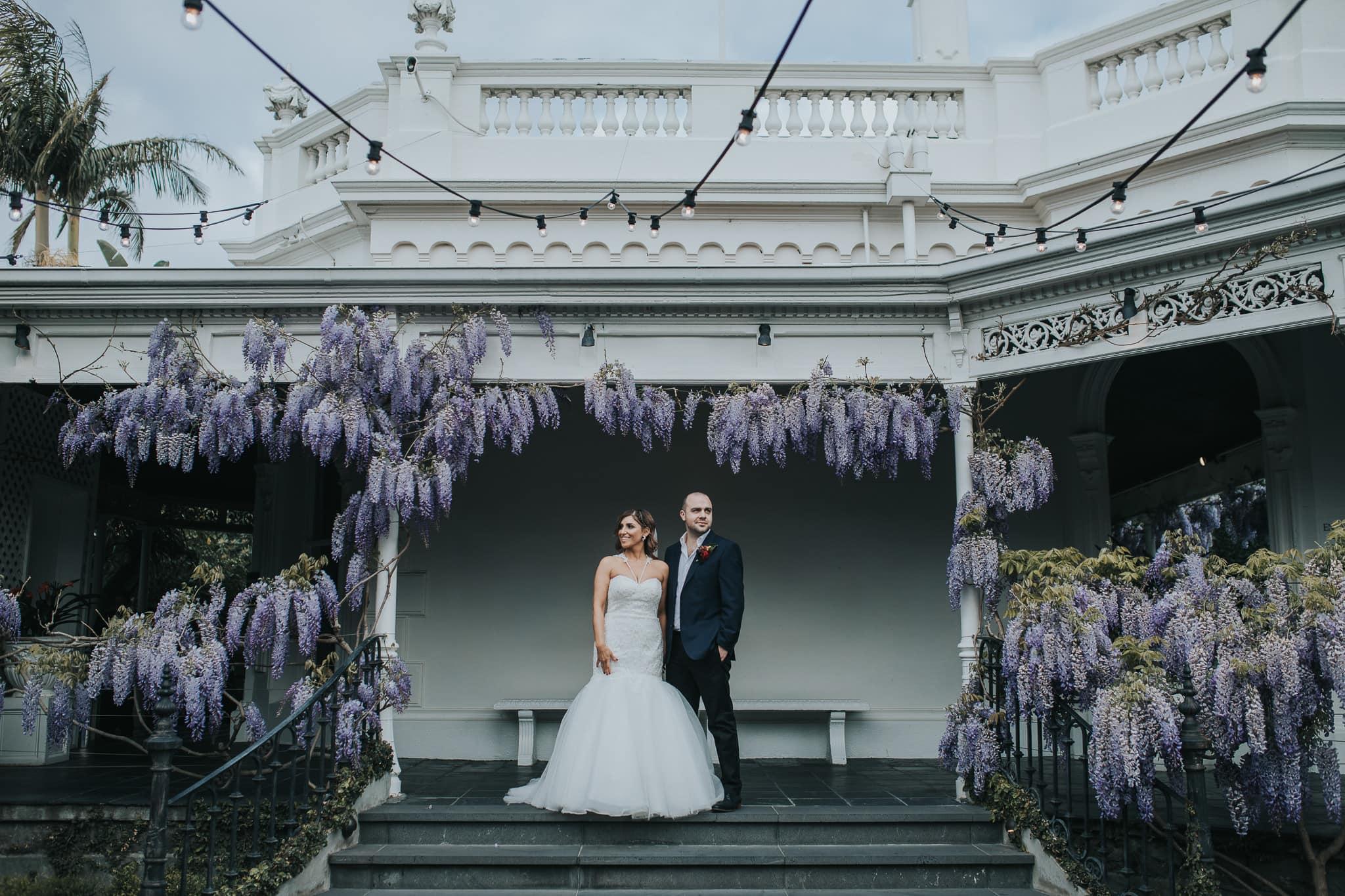 Stylish Wedding photographer in melbourne