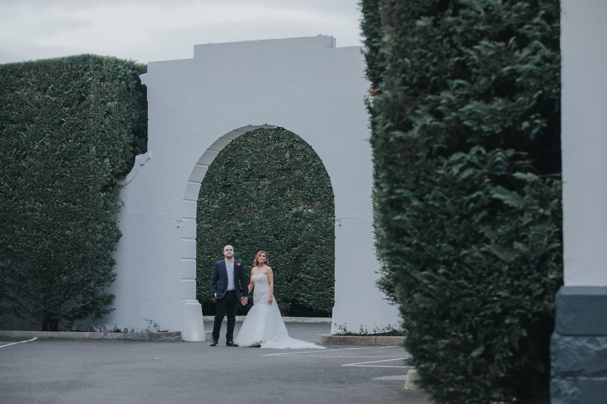 Minimalistic Wedding Photos in Melbourne