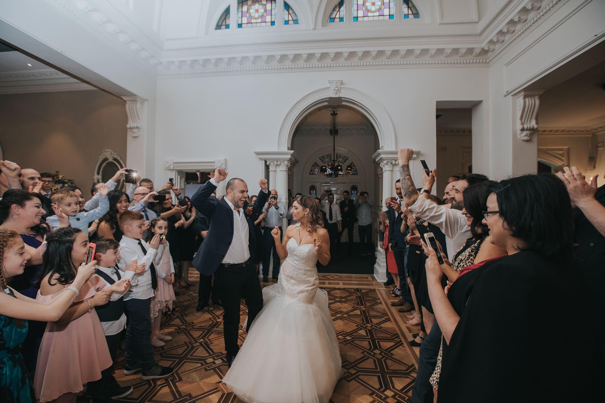 First Dance at Quat Quatta - Wedding Photographer in Melbourne