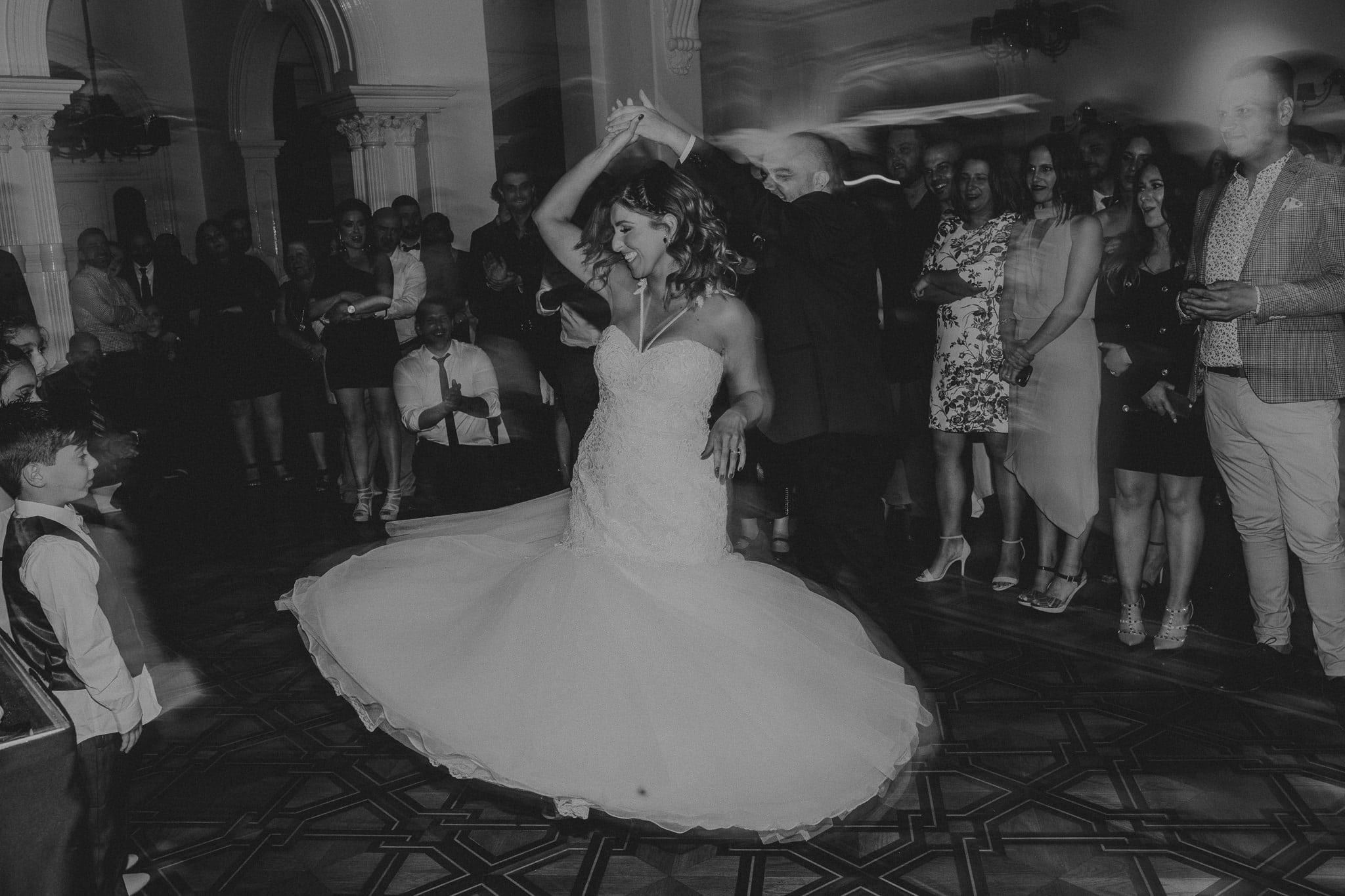 Quat Quatta Wedding Photographer -- First Dance