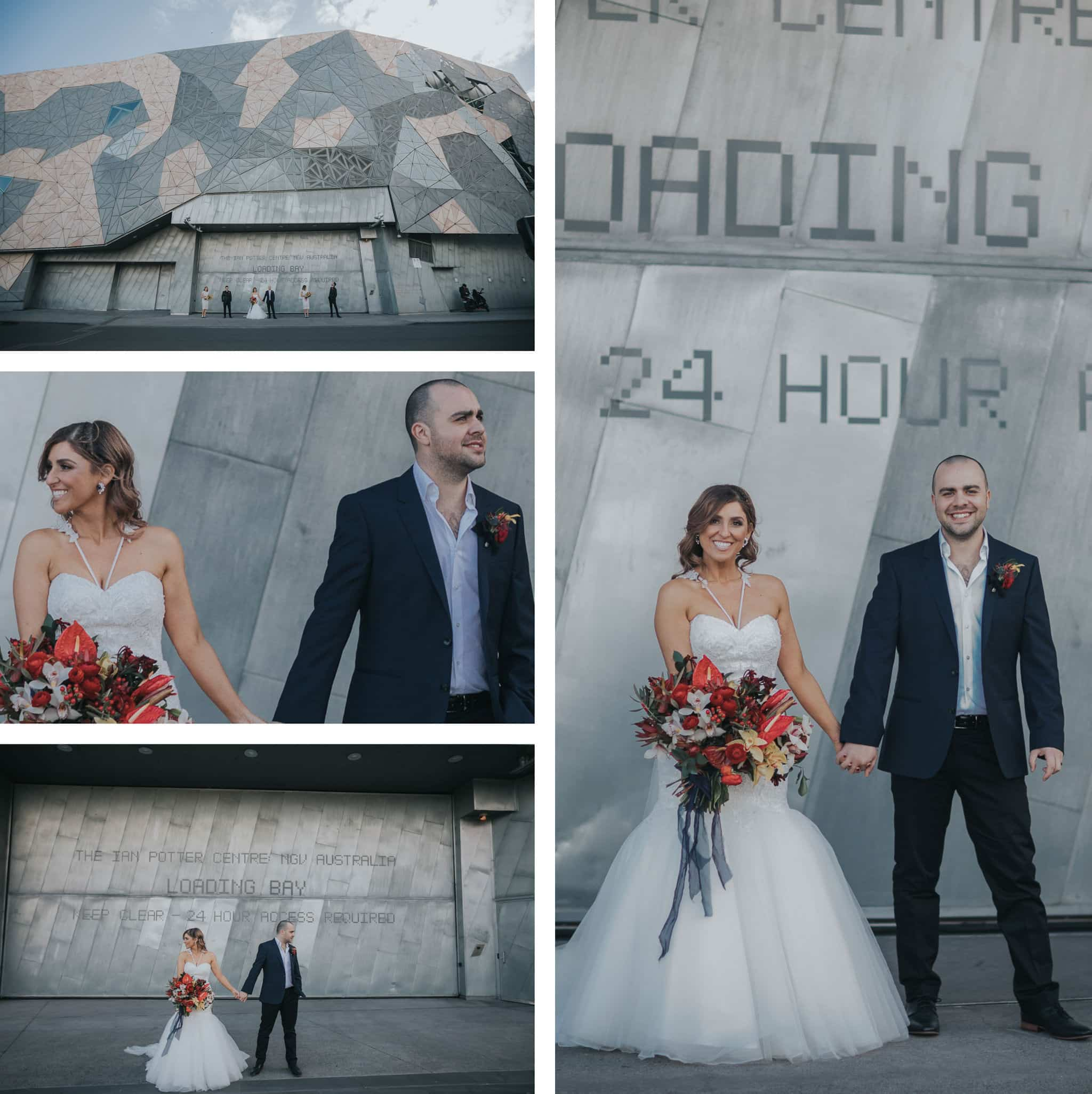 Modern Wedding Photography in Melbourne
