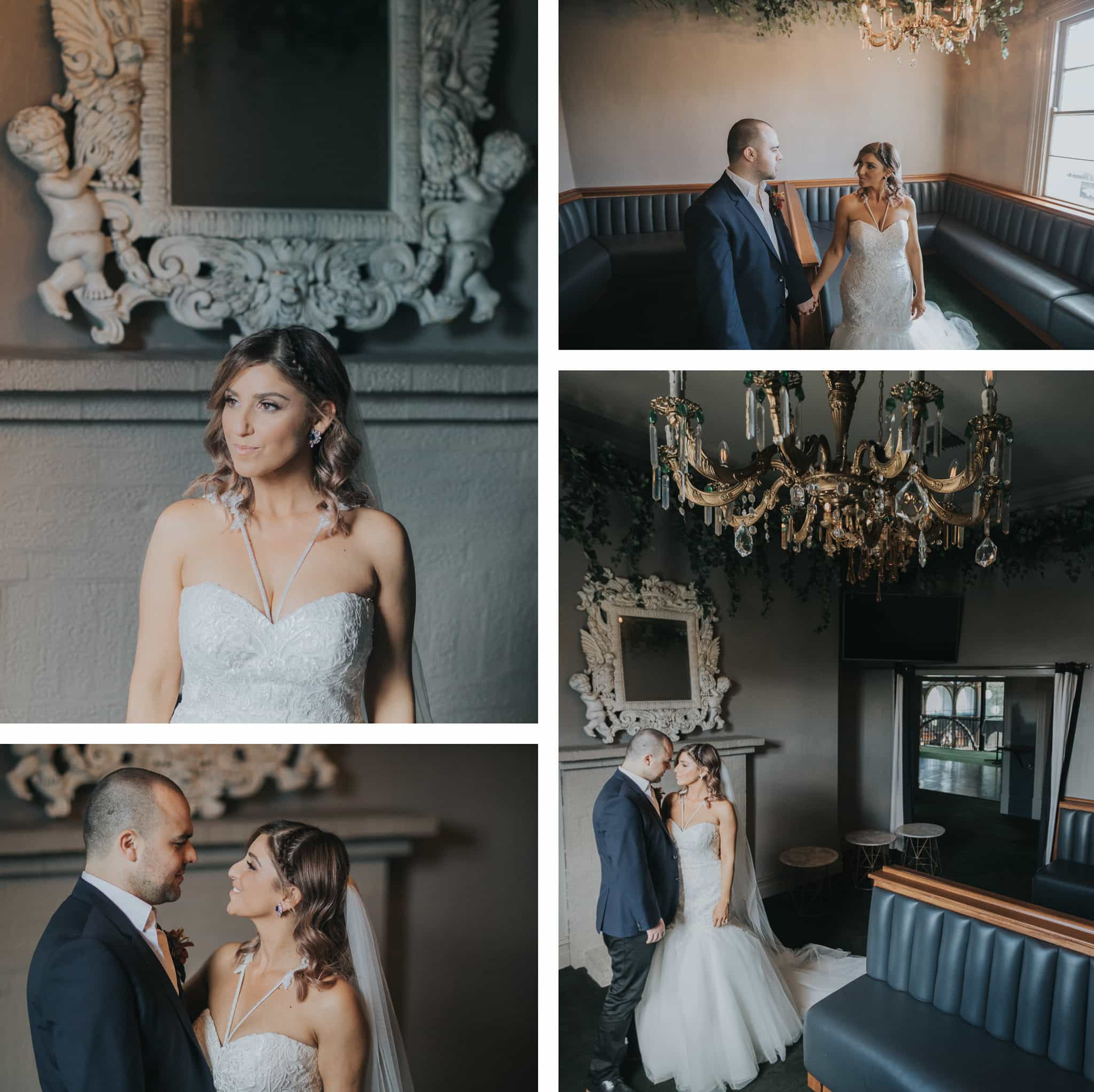 creative, fun and stylish wedding photographer in Melbourne