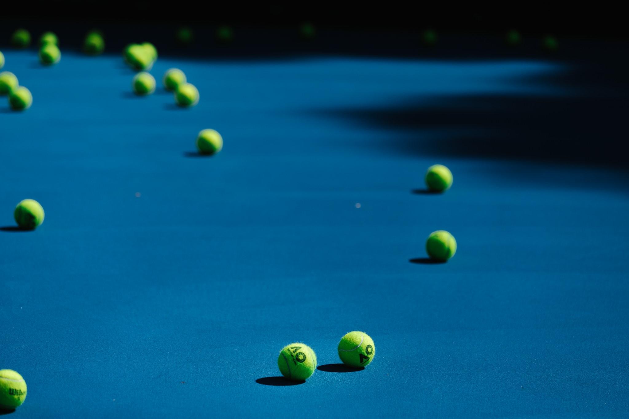 tennis balls - sports event photos