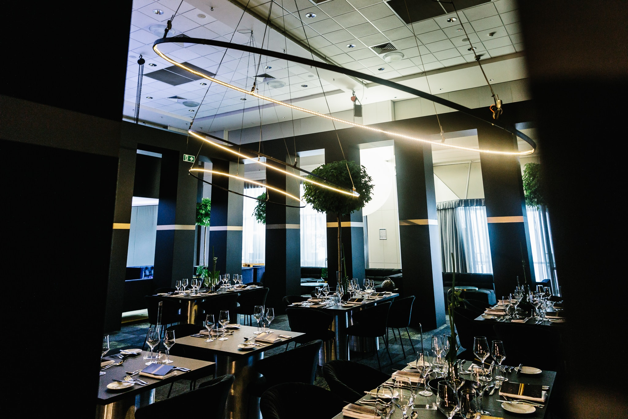 high end event spaces in Melbourne
