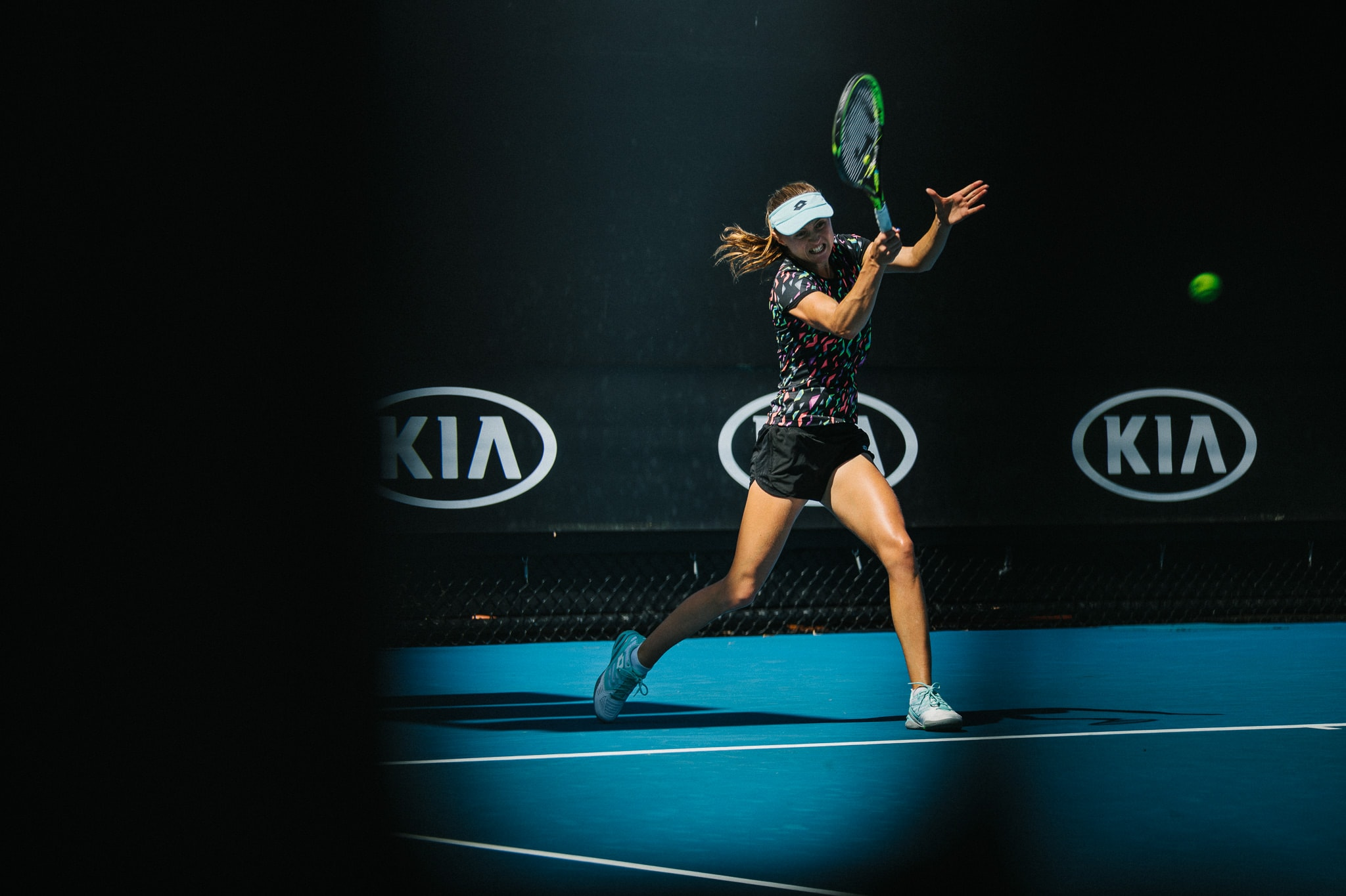 Sports event photographer in Melbourne - creative approach to large scale outdoor events