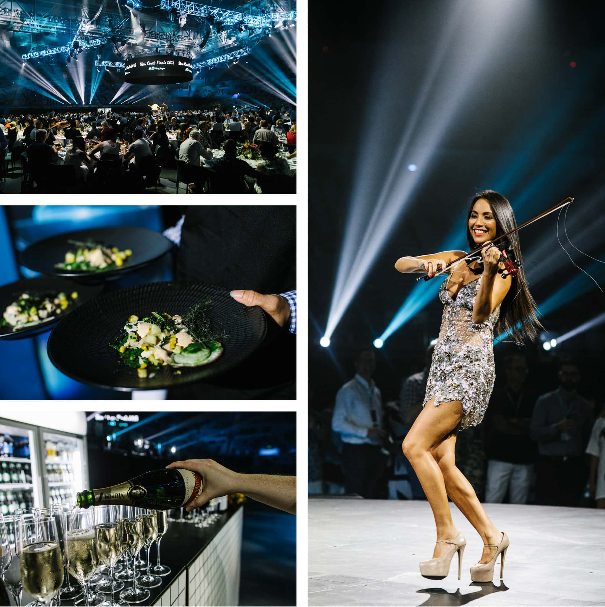 commercial vip event photographer - exclusive and creative