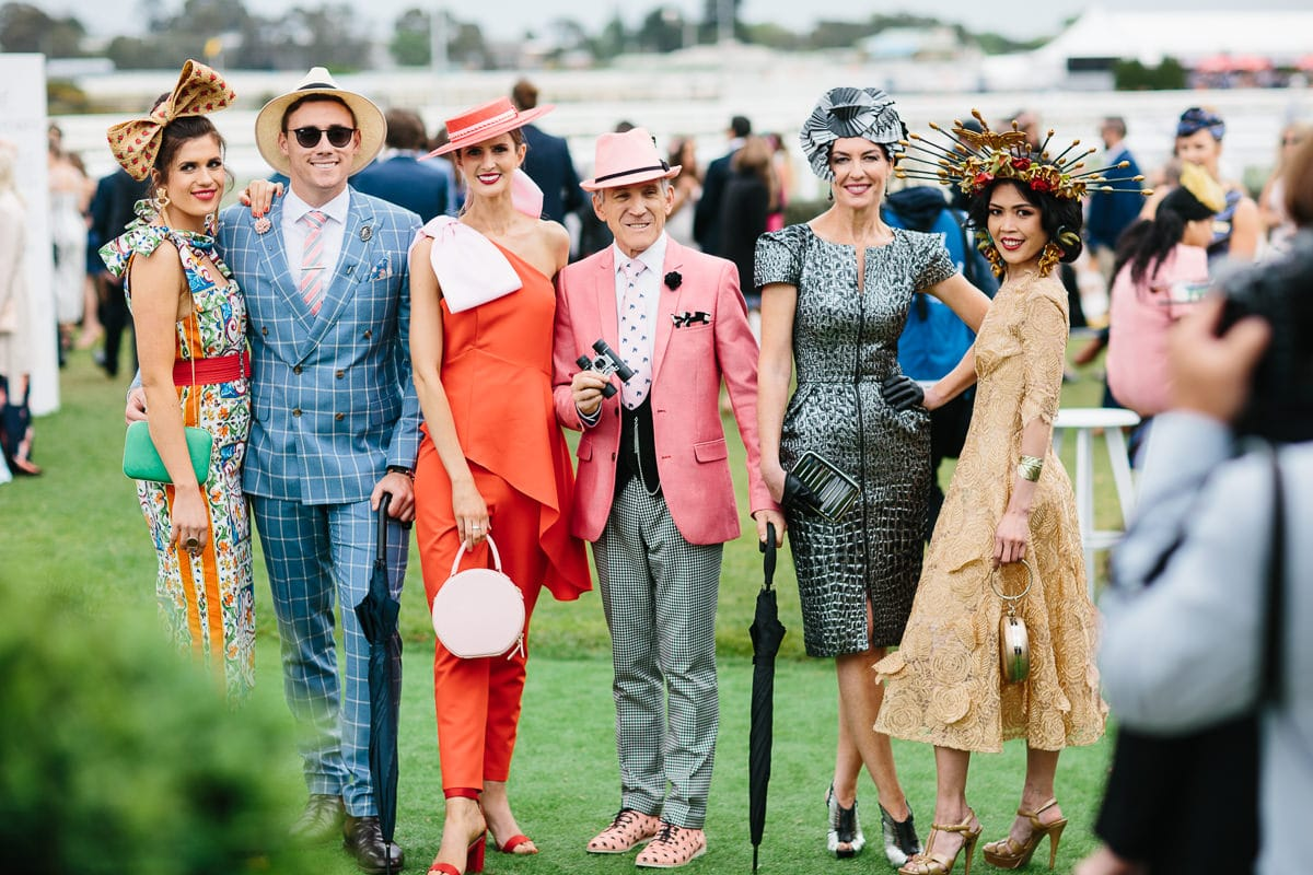 Fashion Winners at Caulfield Cup - Fashion Photos - Runway shows and competitions