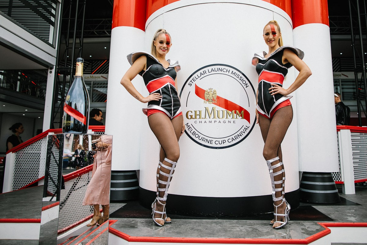 Promo girls and VIP events - Photographer captures luxury events
