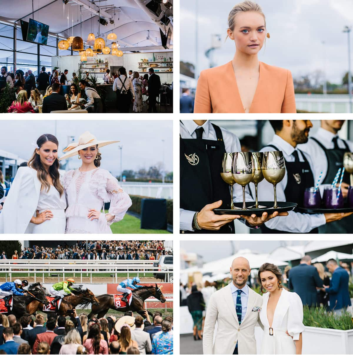 Photographing an outdoor event in Melbourne - Influencer Marketing and PR photos in Melbourne