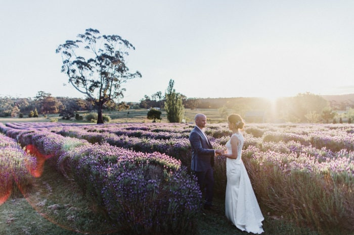 Melbourne Wedding Photographer 2021 - last minute bookings - save the date - sunset