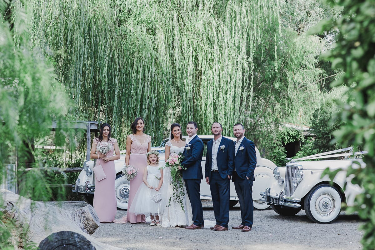 Melbourne Top Wedding Photographer - Luxury Weddings
