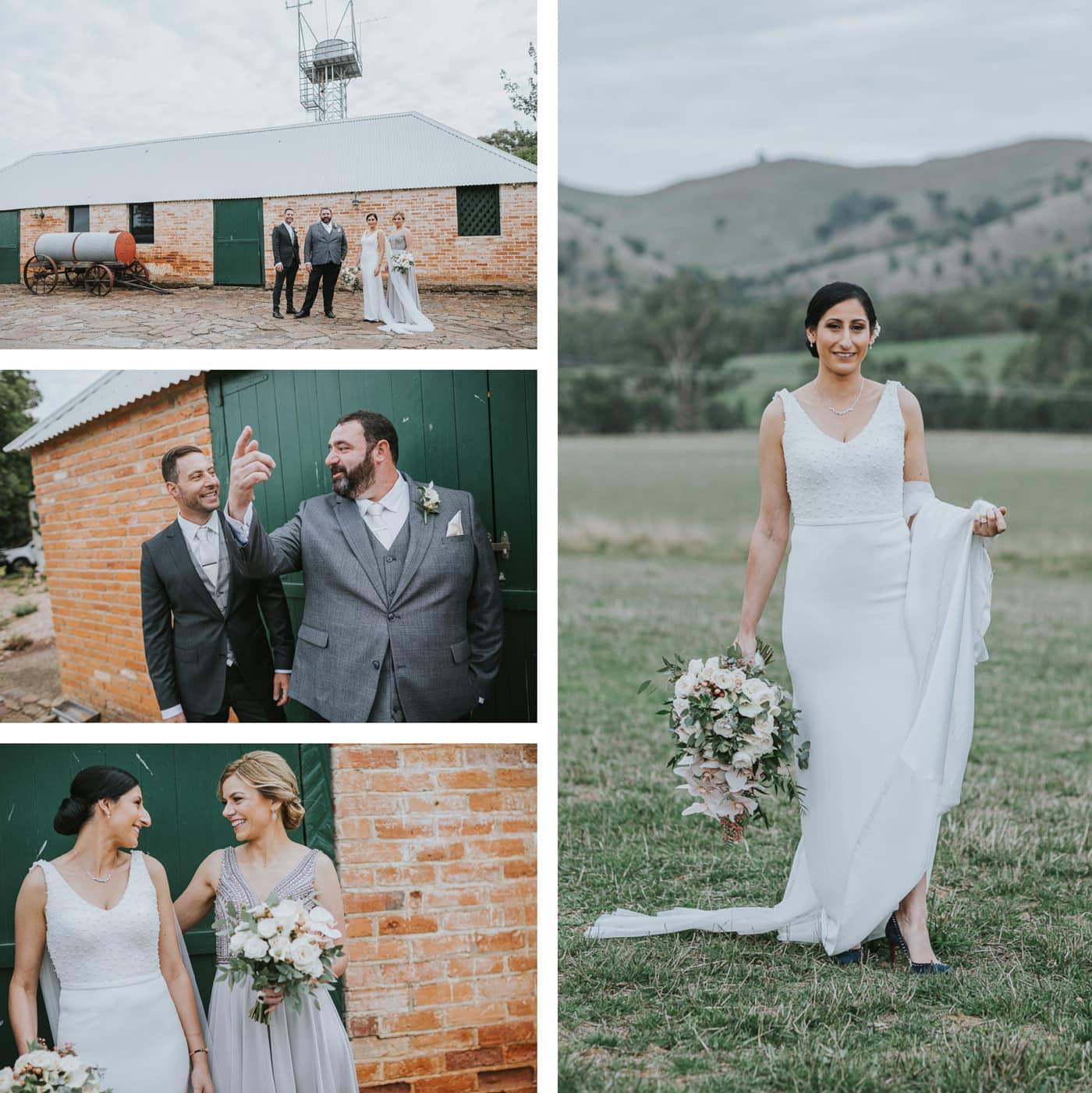 Best photography at Flowerdale Estate - Wedding photography by freshphotography